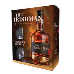 The Irishman The Irishman Founder's Reserve Glasspack 70cl