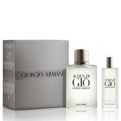 Armani Acqua Di Giò Value Set Eau de Toilette & Travel Spray 115ml