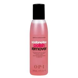 OPI Acetone Free  Polish Remover 120ml