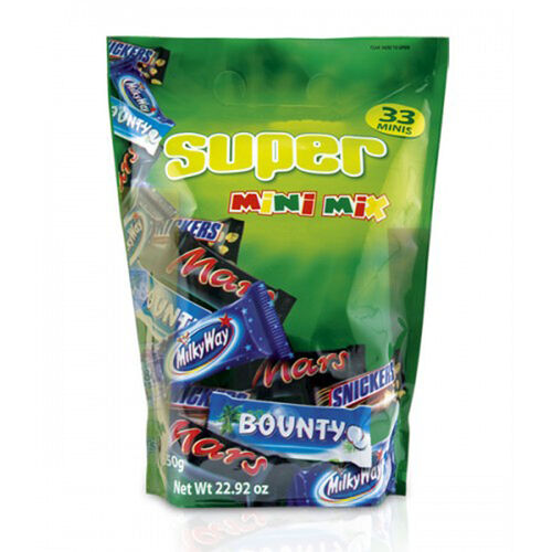 Mars Super Mini Mix Pouch  650g