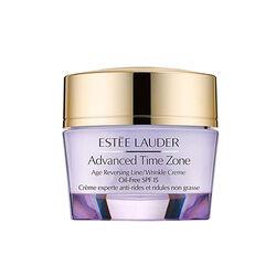 Estee Lauder Advanced Time Zone Age Reversing  Line/ Wrinkle Creme Oil-Free SPF 15 50ml