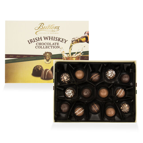 Butlers 190g Irish Whiskey Chocolate Collection