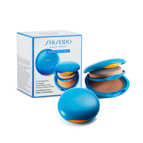 Shiseido Sucare Compact Duo