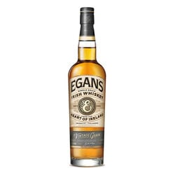 Egans Egans Vintage Grain Irish Whiskey  70cl