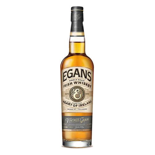 Egans Egans Vintage Grain Irish Whiskey  70cl