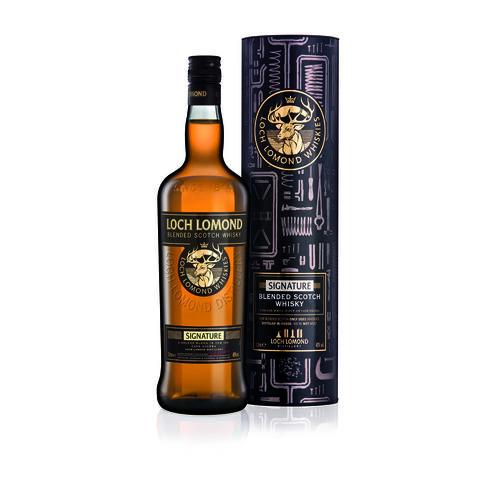 Loch Lomond Signature Blended Scotch Whisky  1L