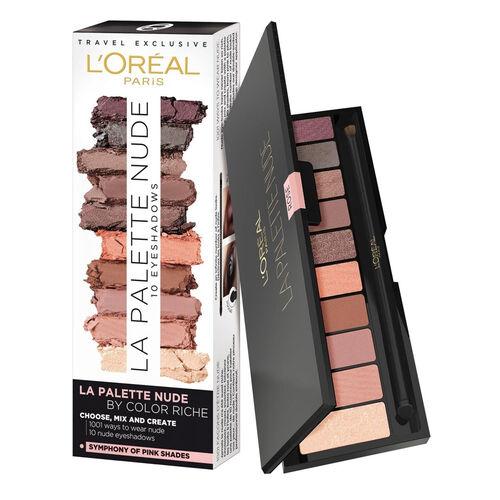L'Oreal Paris Color Riche La Palette Nude Eye Shadow
