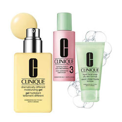 Clinique Great Skin 123  Type 3 & 4