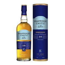 Knappogue Castle 16yr Old Twin Wood Single Malt Irish Whiskey 70cl