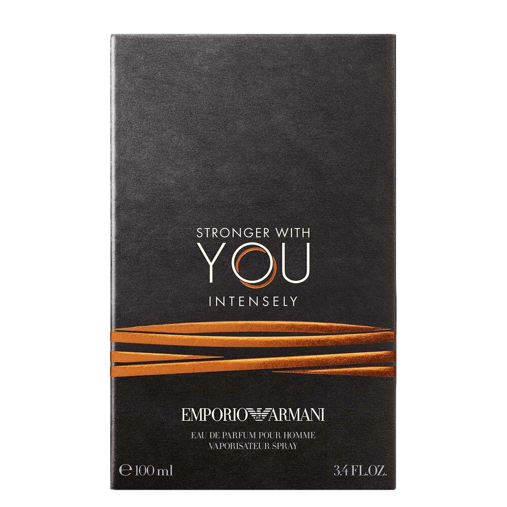 c7f57719dd Emporio Armani Stronger With You Intensely Eau de Parfum 100ml | Eau ...