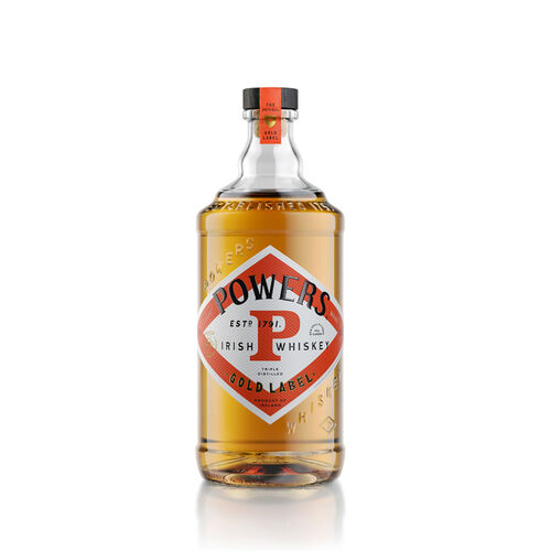 Powers Irish Whiskey Ireland Gold Label 70cl Gold Label 70cl
