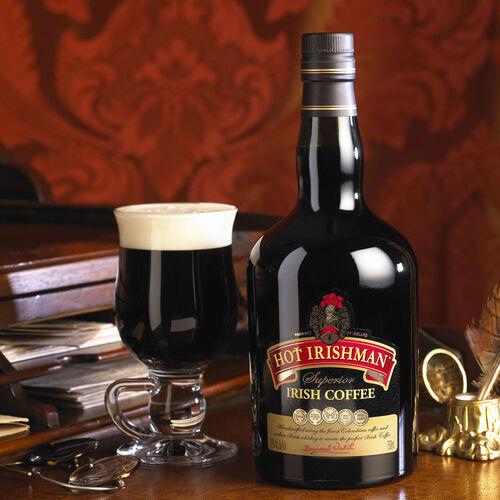The Irishman Hot Irishman Superior Irish Coffee 70cl
