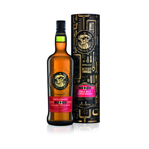Loch Lomond 12YO Single Malt Scotch Whisky  1L