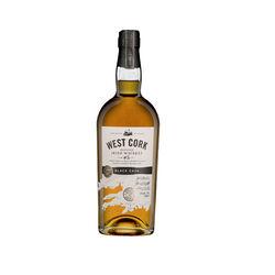 West Cork Black Cask Irish Whiskey 70cl