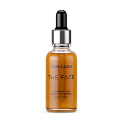 Tan Luxe The Face 30ml Light Medium 30ml