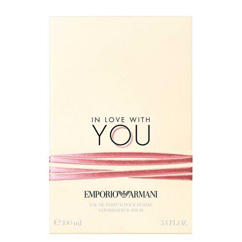 Armani Emporio Armani In Love With You  Eau de Parfum 100ml