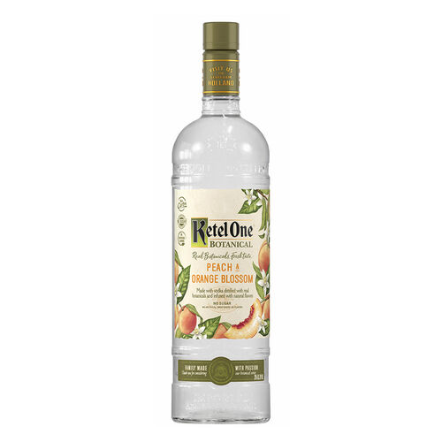 Ketel One Ketel One Botancial Peach & Orange Blossom  1L