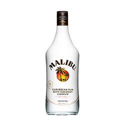 Malibu Malibu Rum Liqueurs 1L Original 1L Bottle