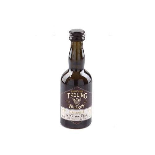 Teeling Whiskey Company Single Malt Irish Whiskey  5cl