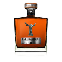 Glendalough 25 Year Old Single Malt Irish Whiskey  70cl