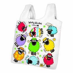Wacky Woolies Fold Up Bag