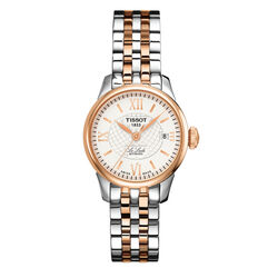 Tissot  Le Locle Automatic Small Lady (25.30) Silver