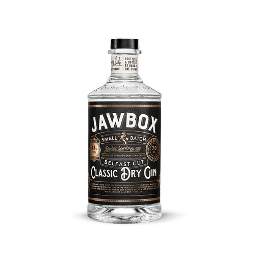 Jawbox Jawbox Classic Dry Gin  70cl