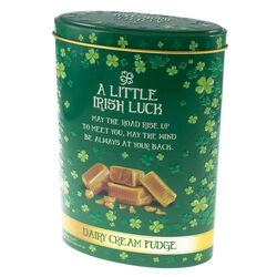 Souvenir Clover Fudge Tin 200g