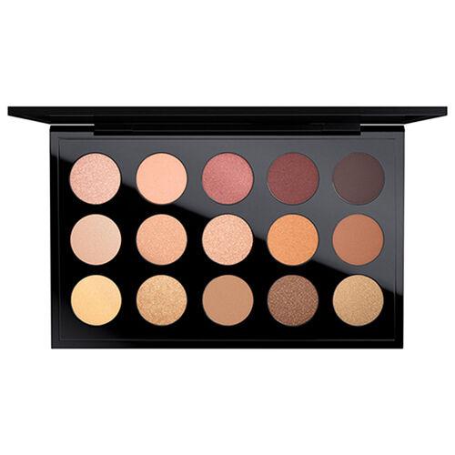 MAC Eye Shadow x15 Warm Palette