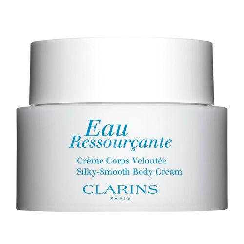 Clarins Eau Ressourçante  Silky Smooth Body Cream 200ml