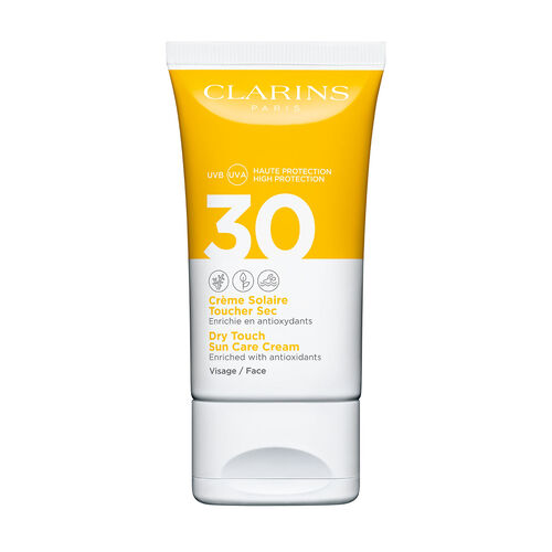 Clarins Dry Touch Facial Sunscreen Spf30 50ml