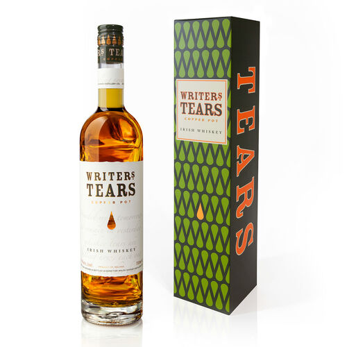 Writers Tears Copper Pot Irish Whiskey  70cl