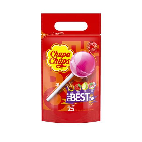 Chuppa Chups Pouch Best of Bag 250g