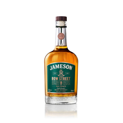 Jameson 18 Year Old Bow Street  Cask Strength 70cl