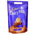 Cadbury Whole Nut Chunks Pouch  400g