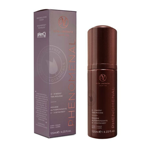 Vita Liberata pHenomenal Self Tan Mousse Dark 125ml