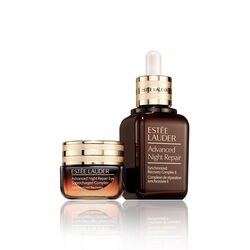 Estee Lauder Advanced Night Repair for Face and Eyes Set  50ml and 15ml