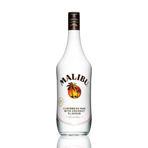 Malibu Caribbean Rum  Original 1L Bottle