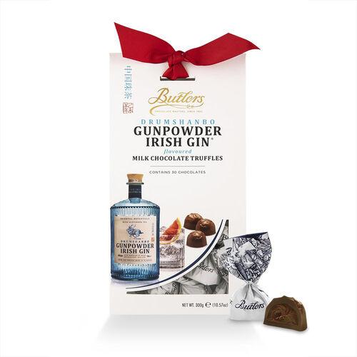 Butlers Drumshanbo Gunpowder Irish Gin Truffles 300g