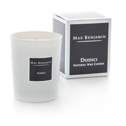Max Benjamin Dodici  Luxury Natural Candle Spicy