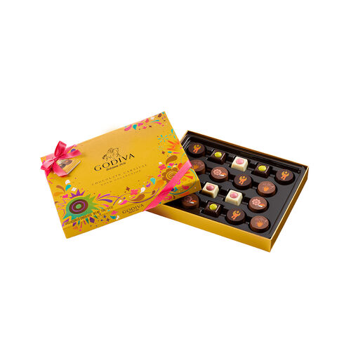 Godiva Carnival Gold Collection 18 pieces 230g