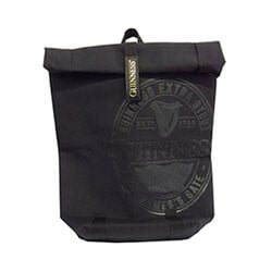 Guinness  Black Cool Bag With Bottle Opener