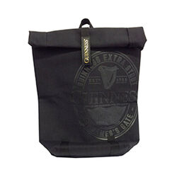 Guinness  Black Cool Bag With Bottle Opener