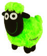 Wacky Woolies Green Soft Toy Small