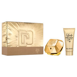 Paco Rabanne Lady Million Eau de Parfum and Body Milk 80ml and 100ml