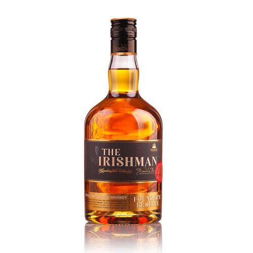 The Irishman The Irishman Founder's Reserve Irish Whiskey 70cl