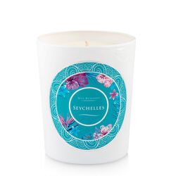 Max Benjamin Seychelles  Luxury Natural Candle Fresh 190G