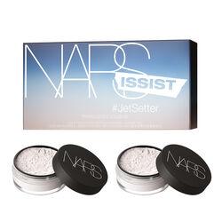 NARS 2019 Light Reflecting Loose Powder Duo Travel Exclusive