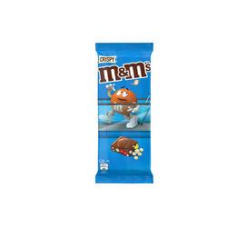 M&M Crispy Block  150g 16 x 4