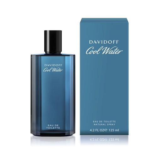 Davidoff Cool Water Men Eau de Toilette 125ml